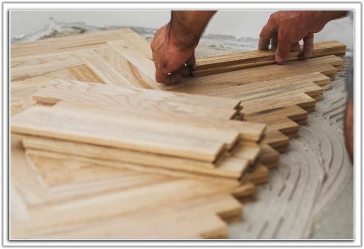 Installing Your Own Hardwood Floors