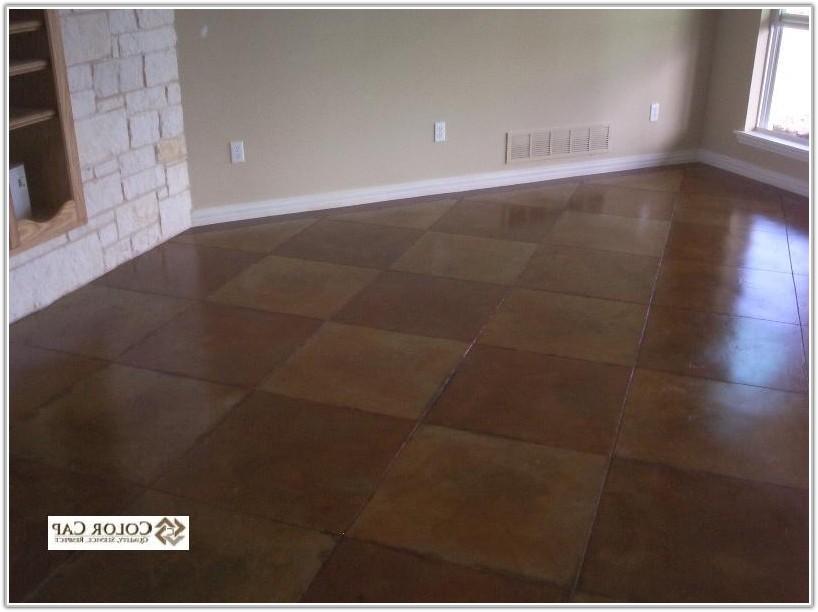 Interior Concrete Floor Sealer
