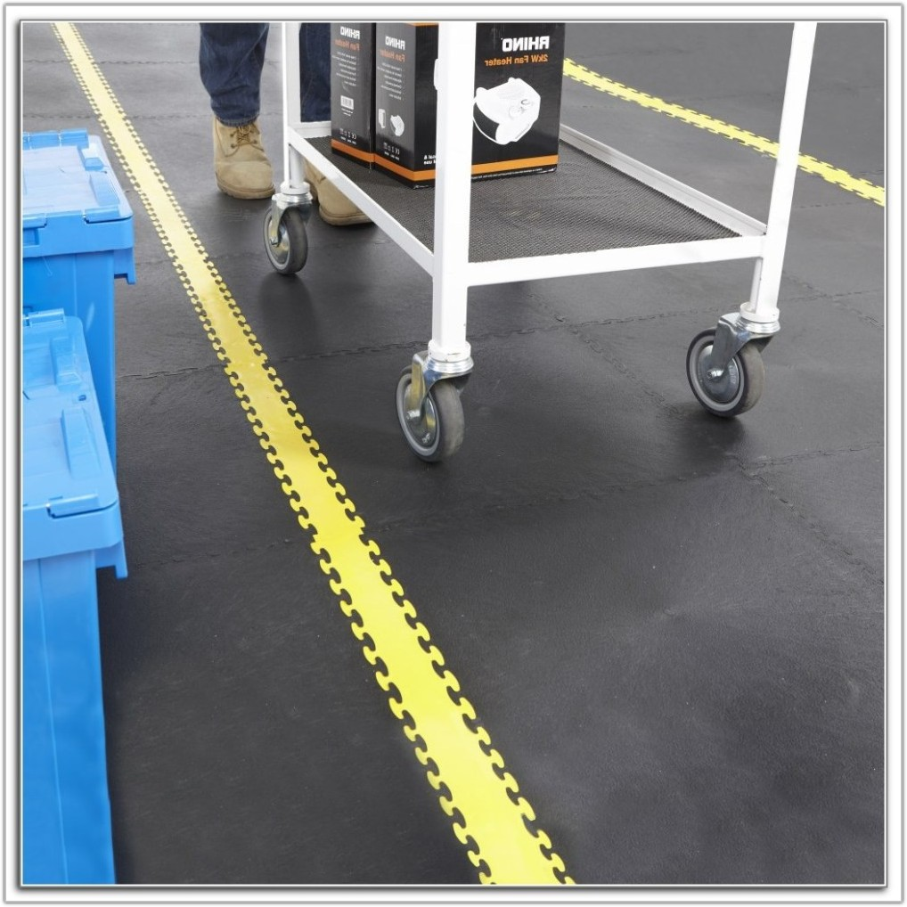 Interlocking Industrial Floor Tiles