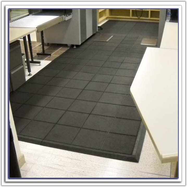 Interlocking Rubber Floor Tiles India