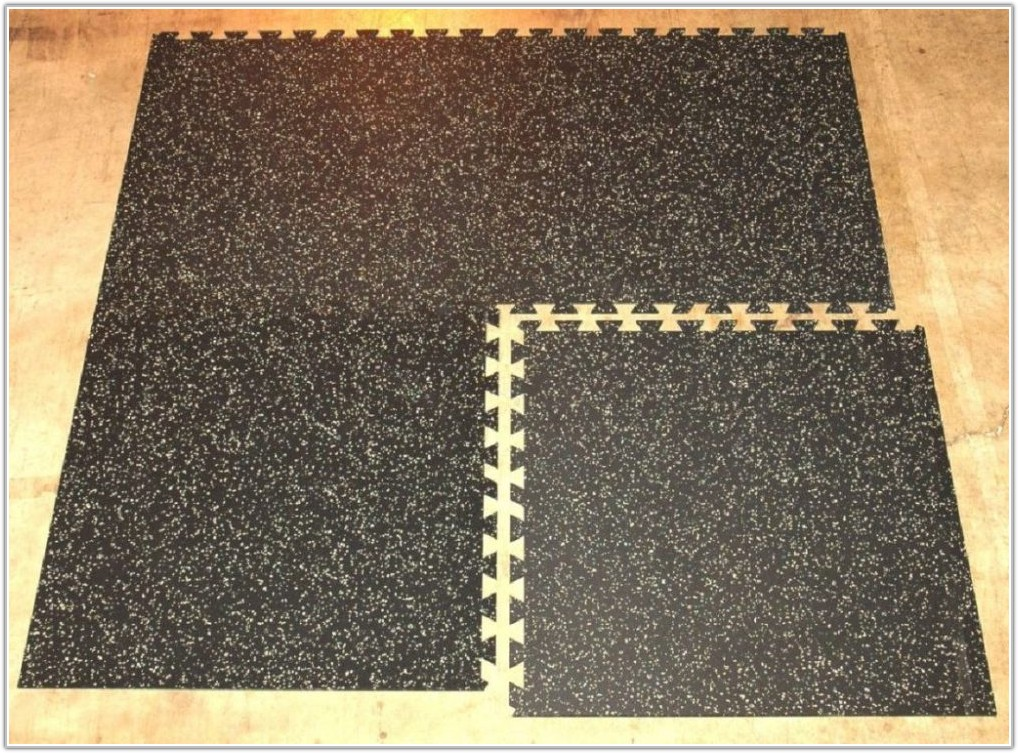 Interlocking Rubber Floor Tiles Outdoor