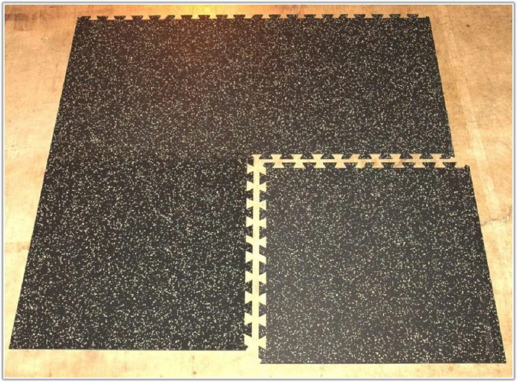 Interlocking Rubber Floor Tiles Outdoor