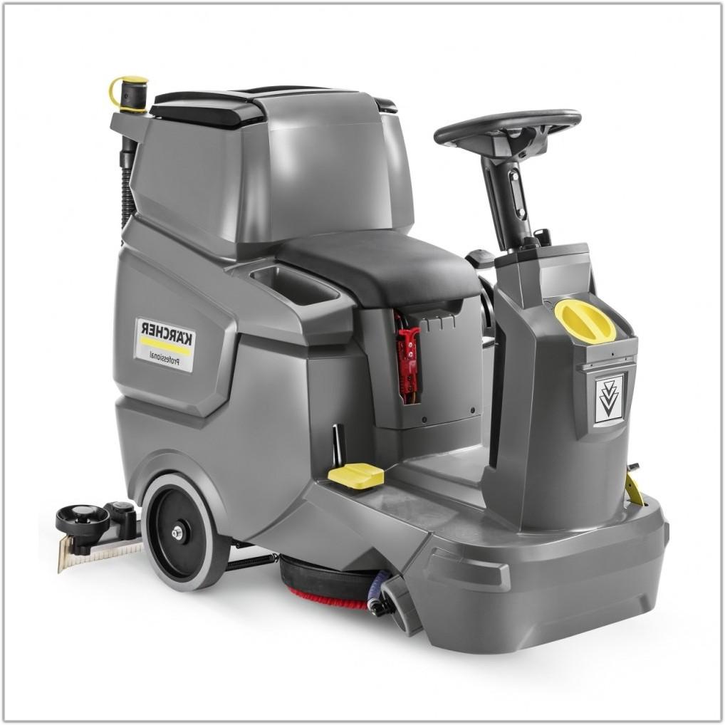 Karcher Ride On Floor Scrubber