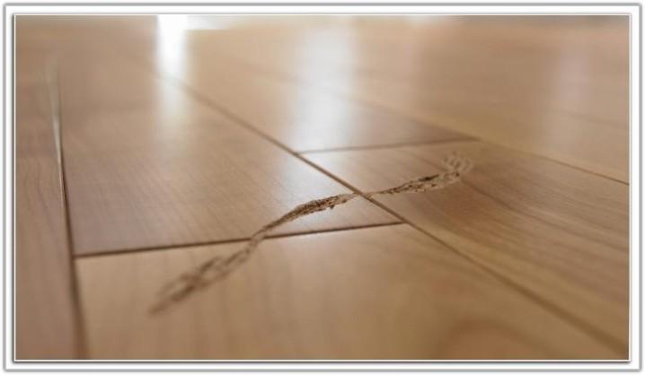 Laminate Flooring Scratch Proof