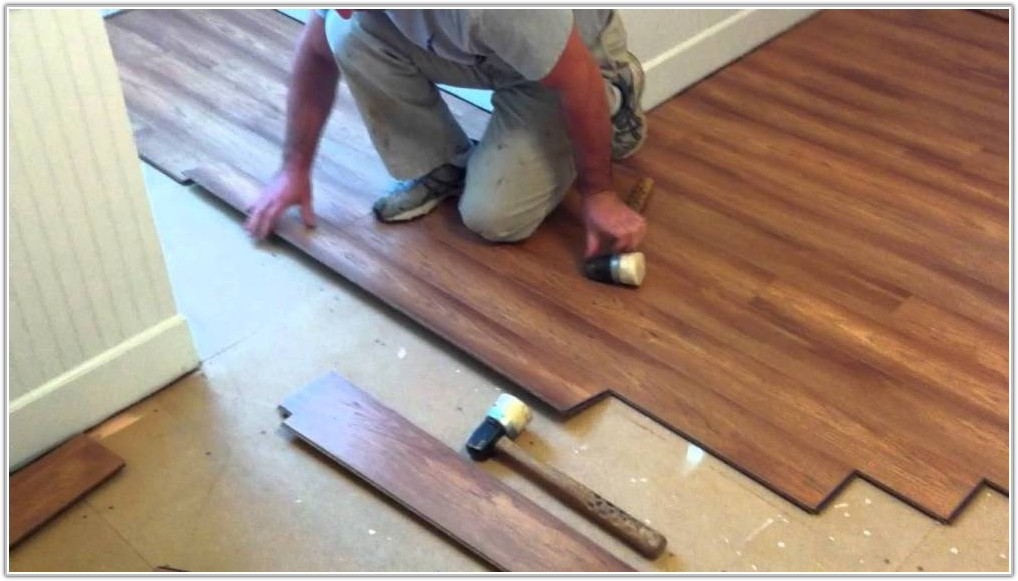 Laying Laminate Flooring On Stairs