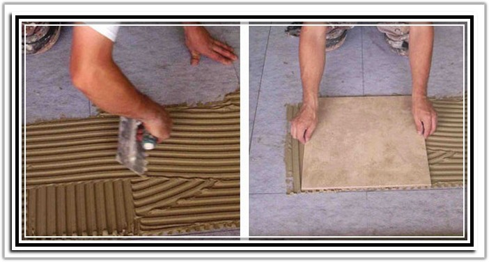 Leveling A Concrete Floor With Plywood