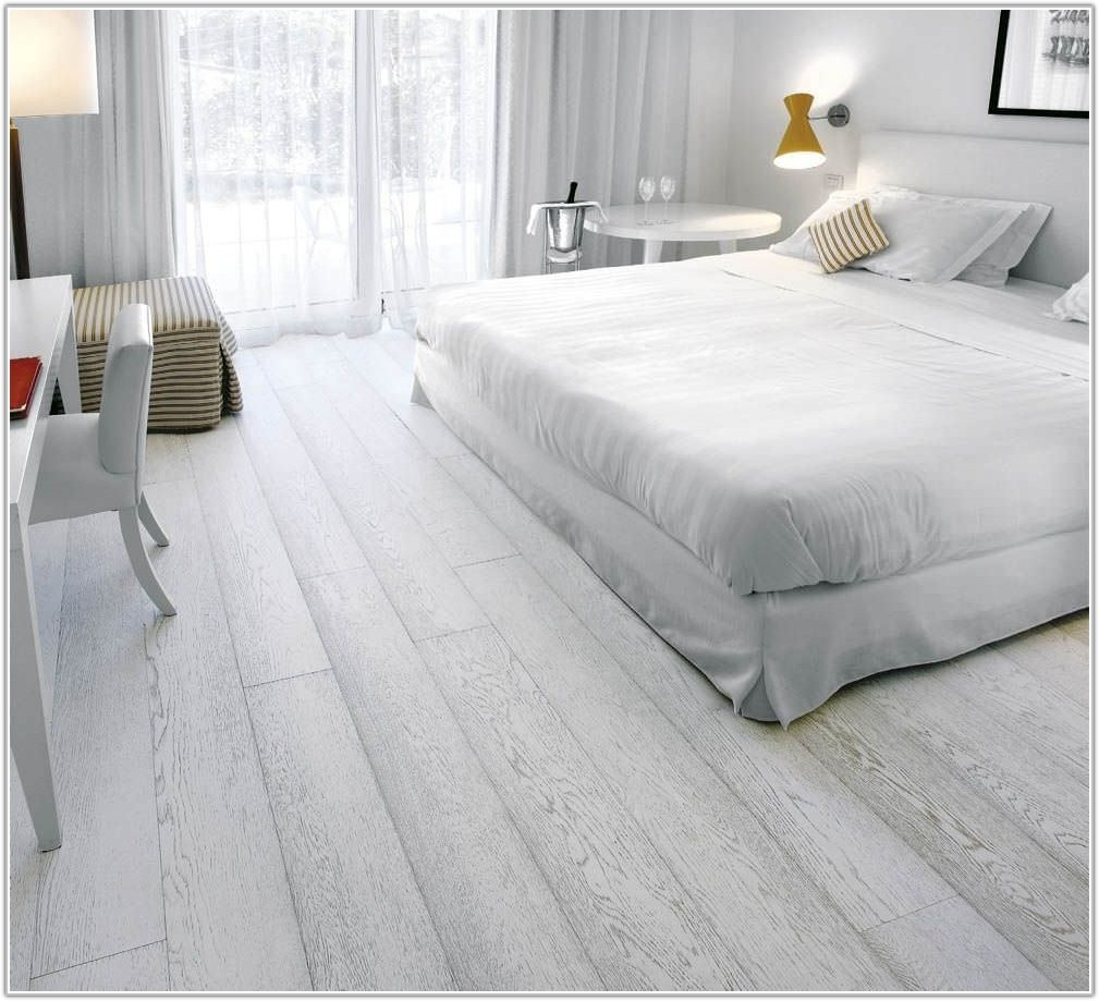 Light Grey Hardwood Floors