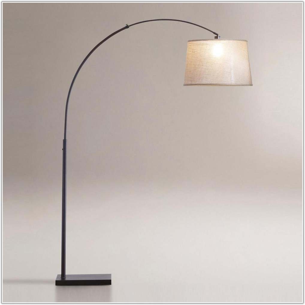 Loden Arc Floor Lamp Base