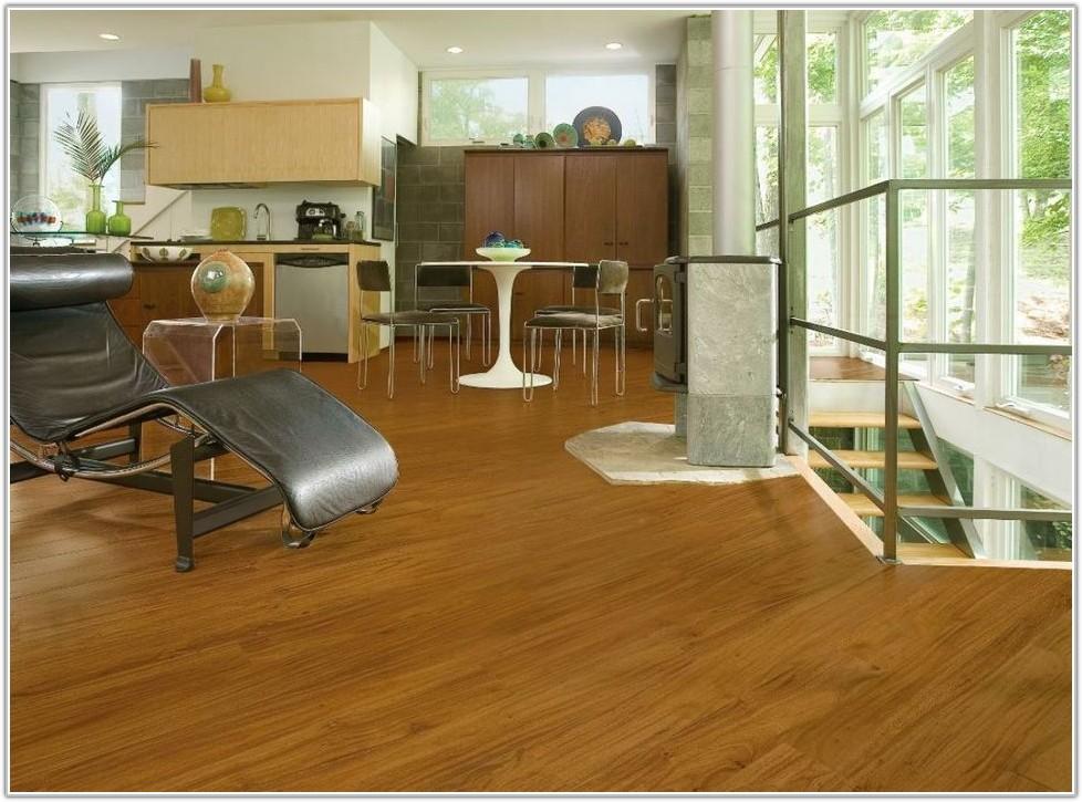 Luxury Vinyl Wood Plank Flooring