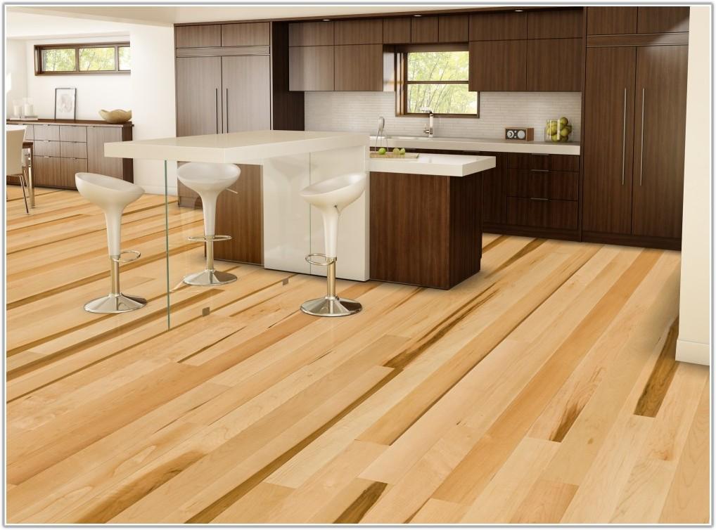 Maple Natural Hardwood Flooring