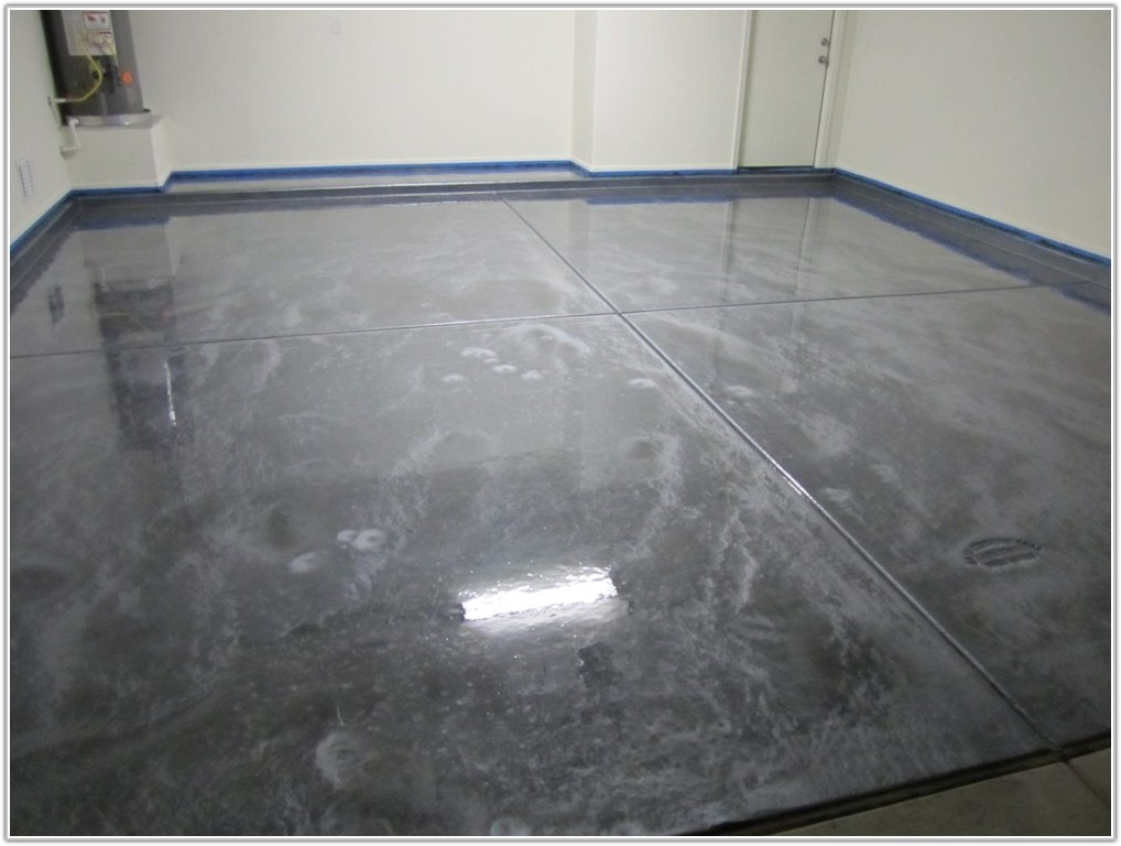 Metallic Epoxy Floor Paint