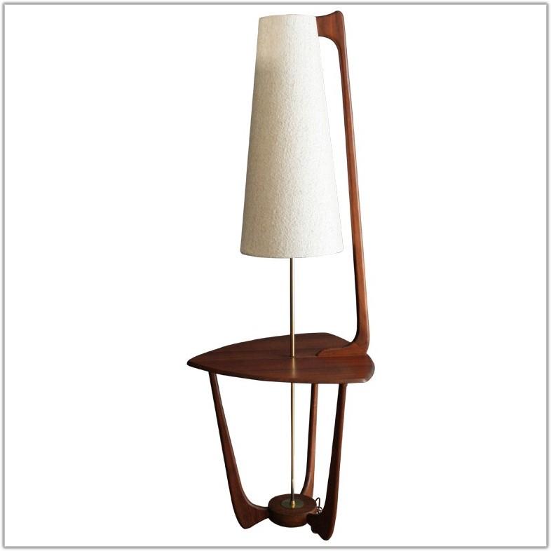 Mid Century Modern Floor Lamps