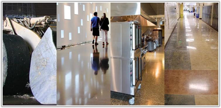 Moisture Barrier For Concrete Floor