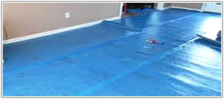 Moisture Barrier Under Laminate Flooring