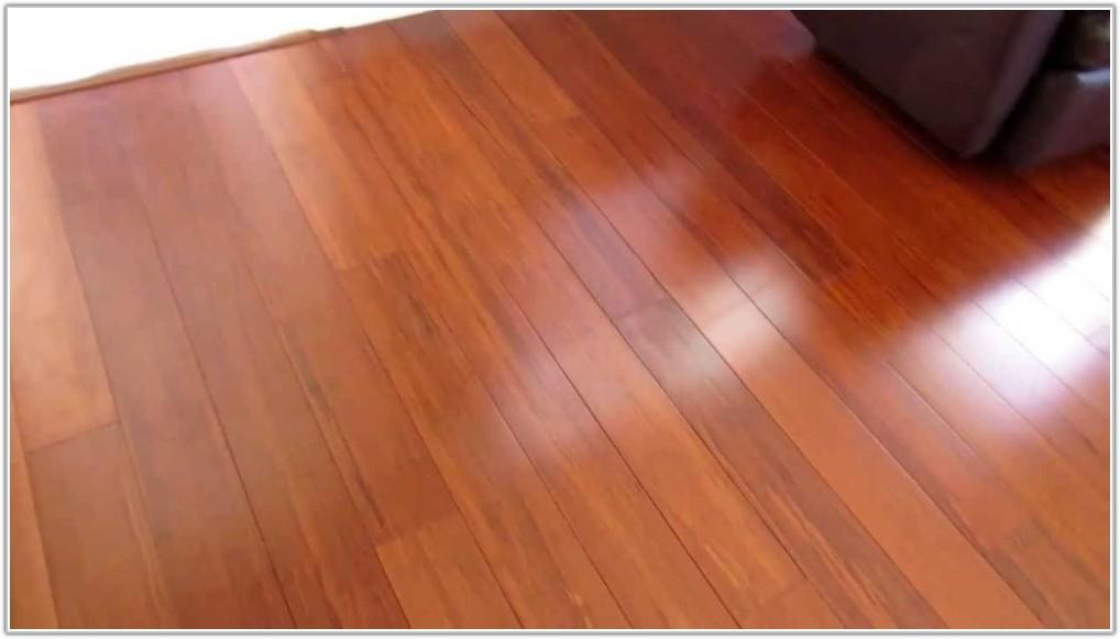 Morning Star Bamboo Flooring Problems