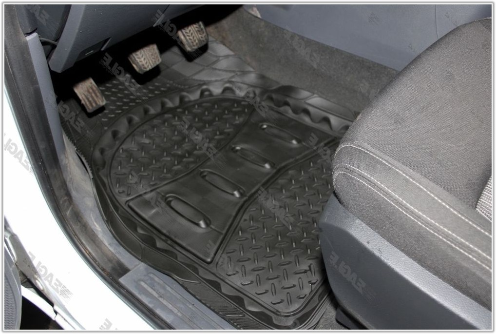 Mud Catcher Floor Mats