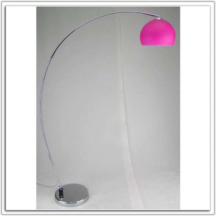 Multi Head Floor Lamp Black