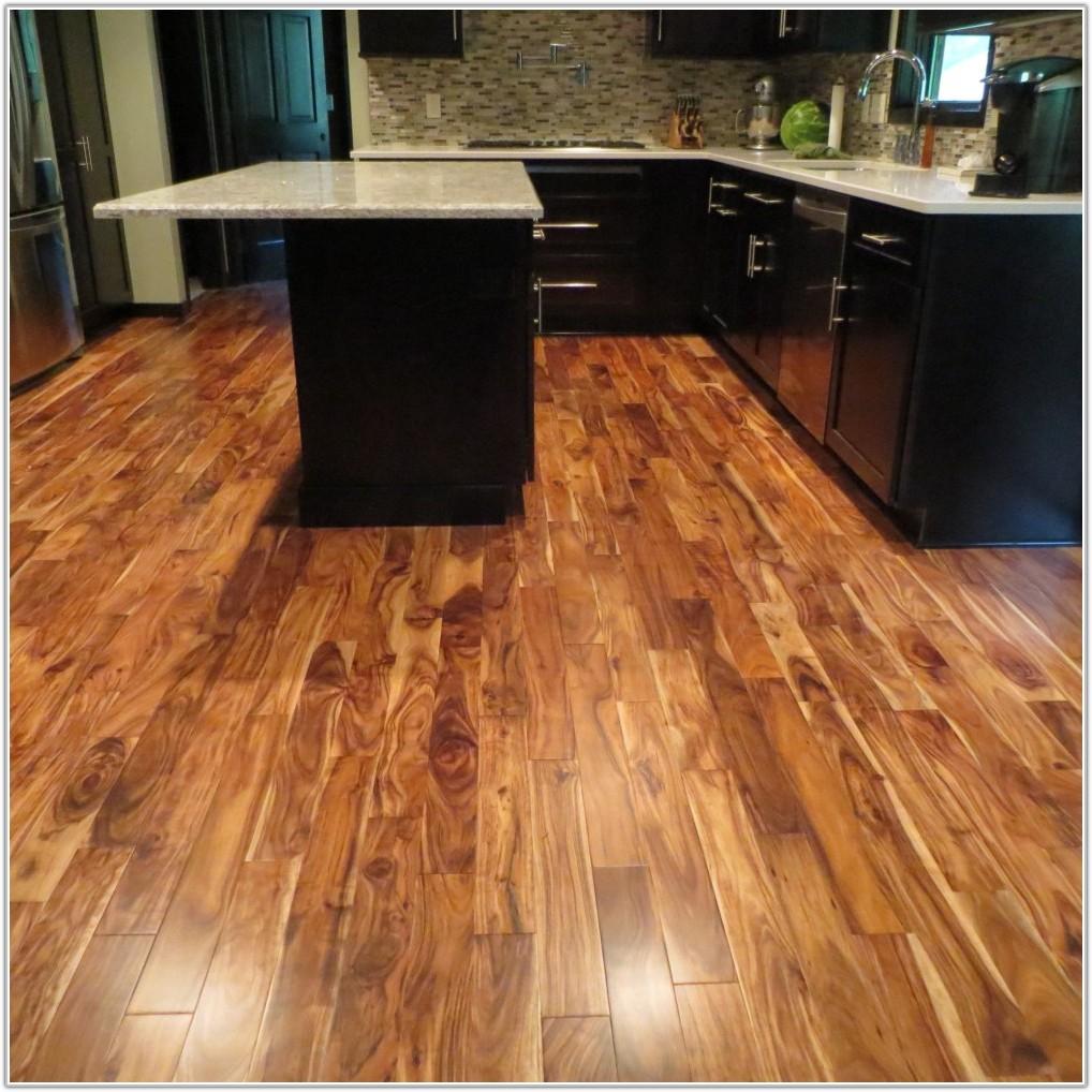 Natural Acacia Hardwood Flooring