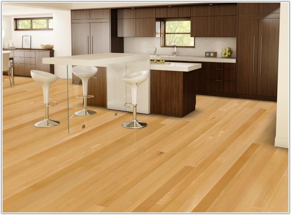 Natural Birch Hardwood Flooring