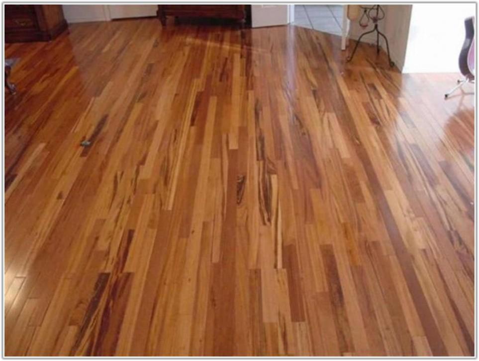 Natural Brazilian Cherry Hardwood Flooring