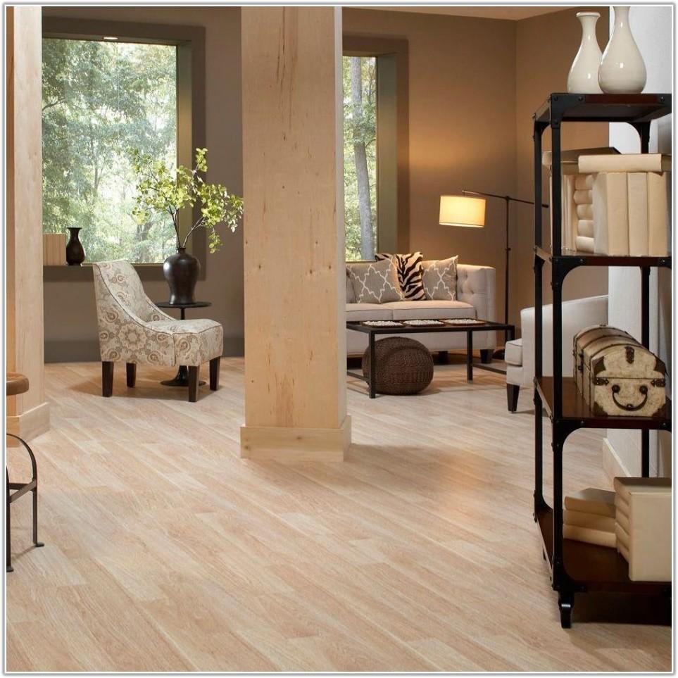 Natural Hickory Laminate Flooring Home Depot