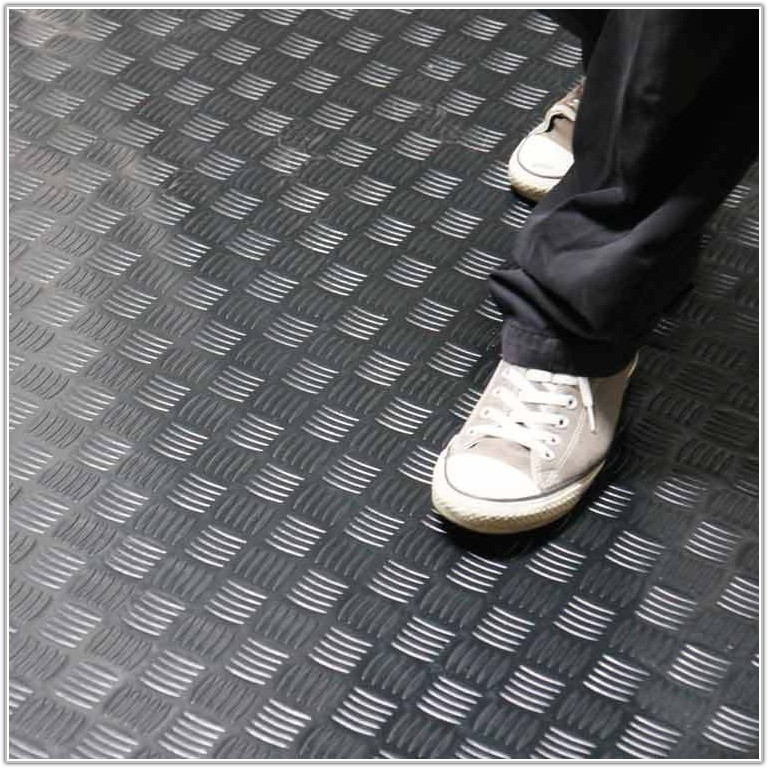 Non Slip Garage Floor Tiles