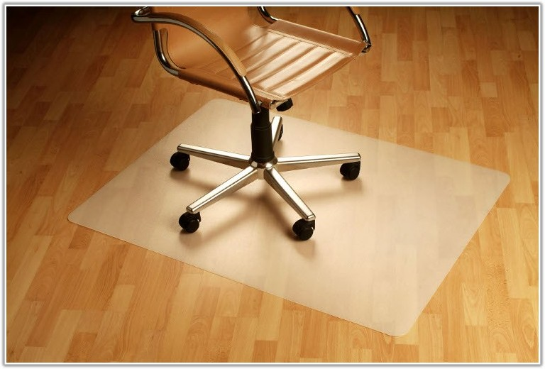 Office Chair Floor Protector Mat