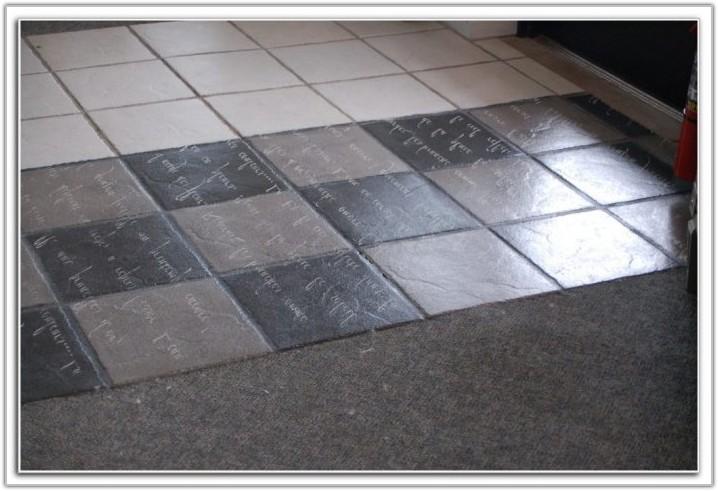 Paint Ceramic Tile Floor