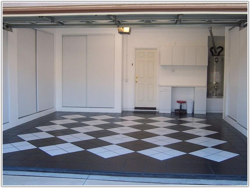 Paint For Garage Floors