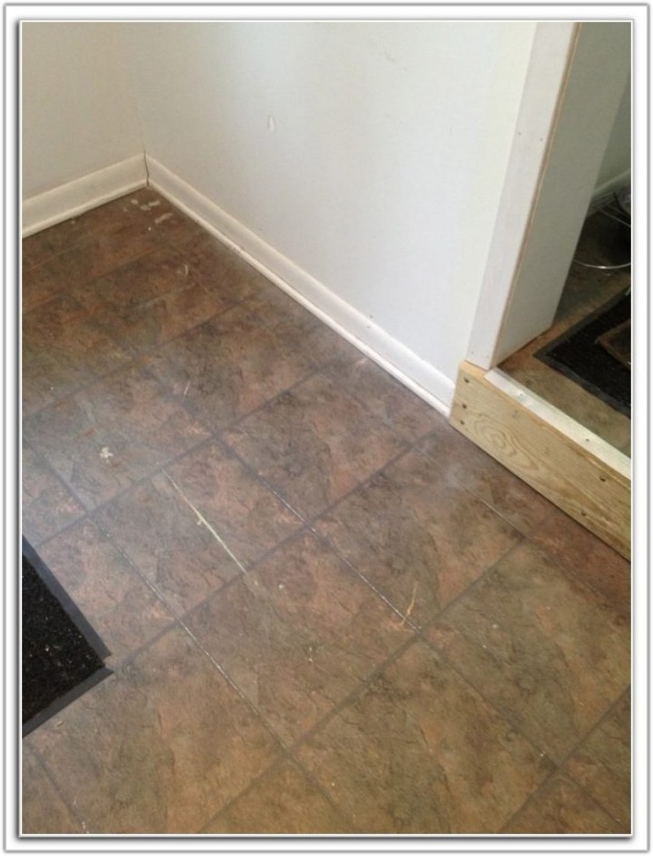 Peel And Stick Floor Tile On Walls