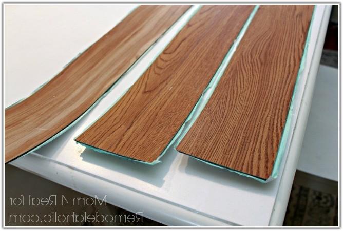 Peel And Stick Flooring Backsplash