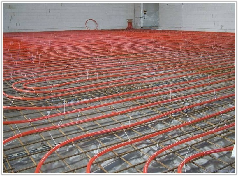 Pex Radiant Floor Heating