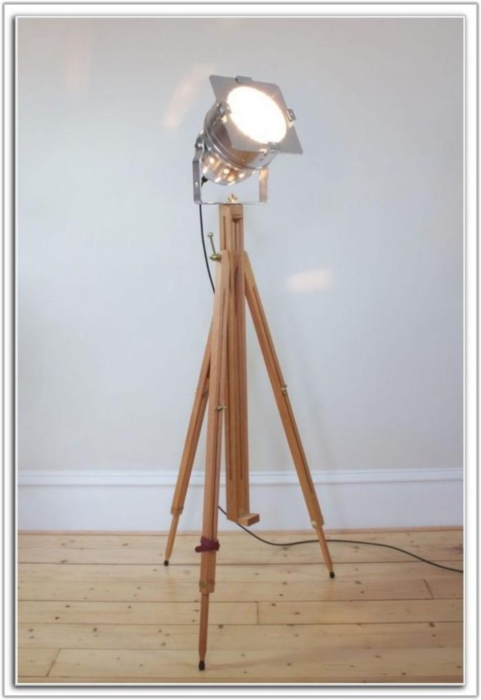 Photographers Tripod Floor Lamp