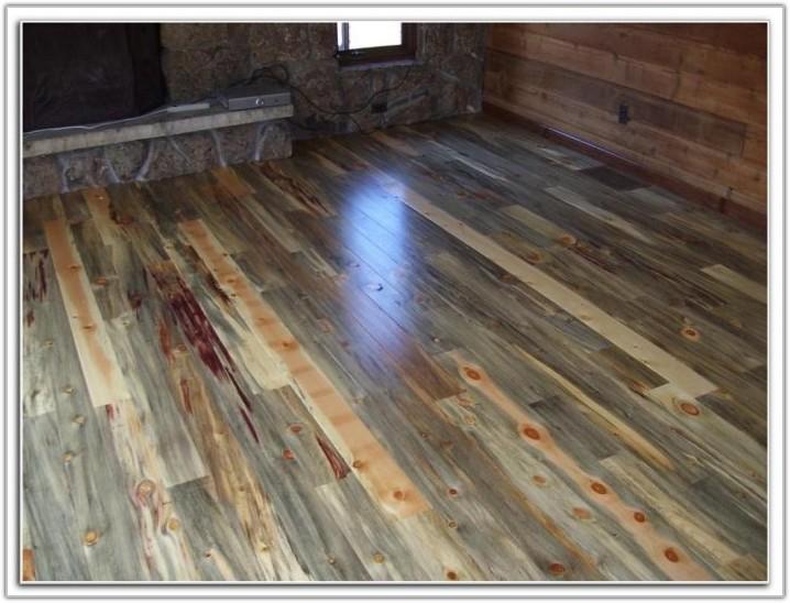 Pine Beetle Kill Wood Flooring