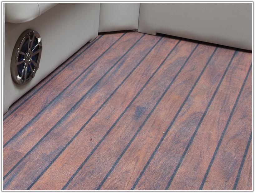 Pontoon Boat Vinyl Flooring