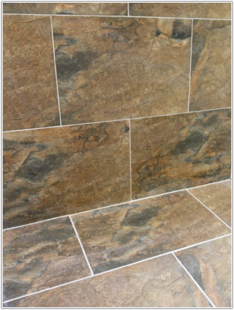 Porcelain Slate Effect Floor Tiles