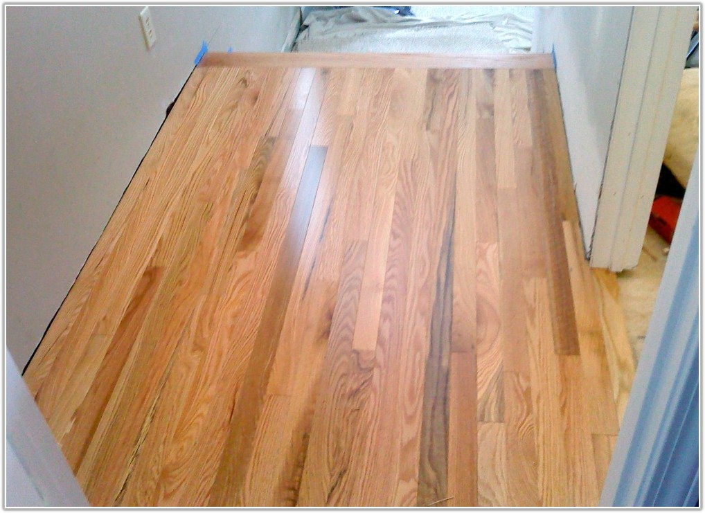 Prefinished Red Oak Flooring