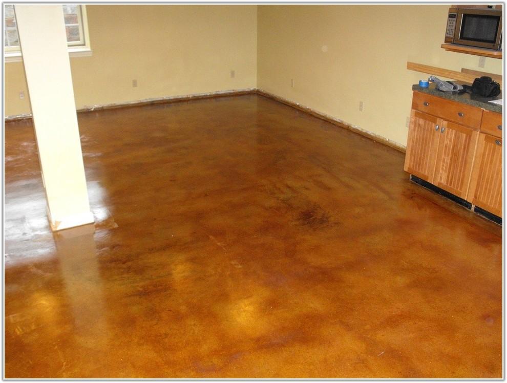Preparing Concrete Floor For Epoxy Paint