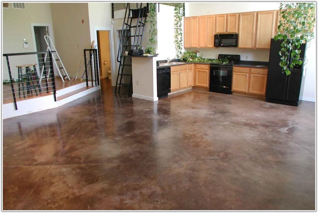 Preparing Concrete Floor For Epoxy