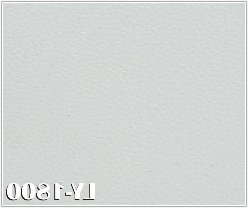 Pure White Vinyl Flooring