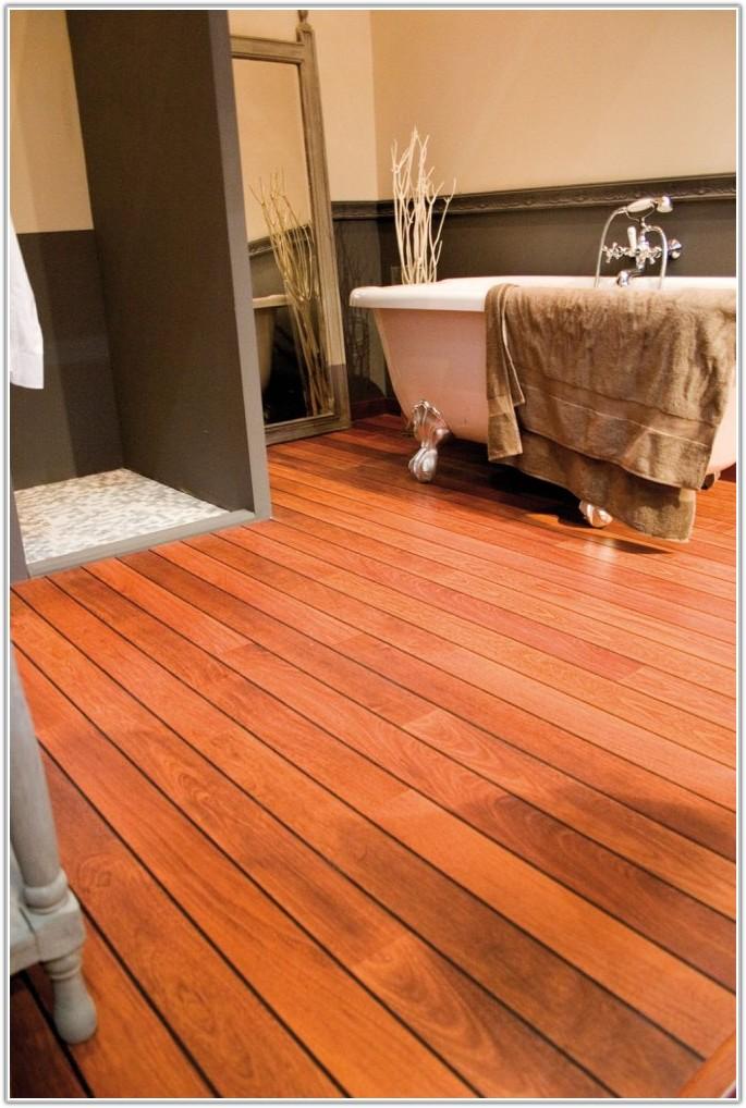 Quick Step Merbau Laminate Flooring
