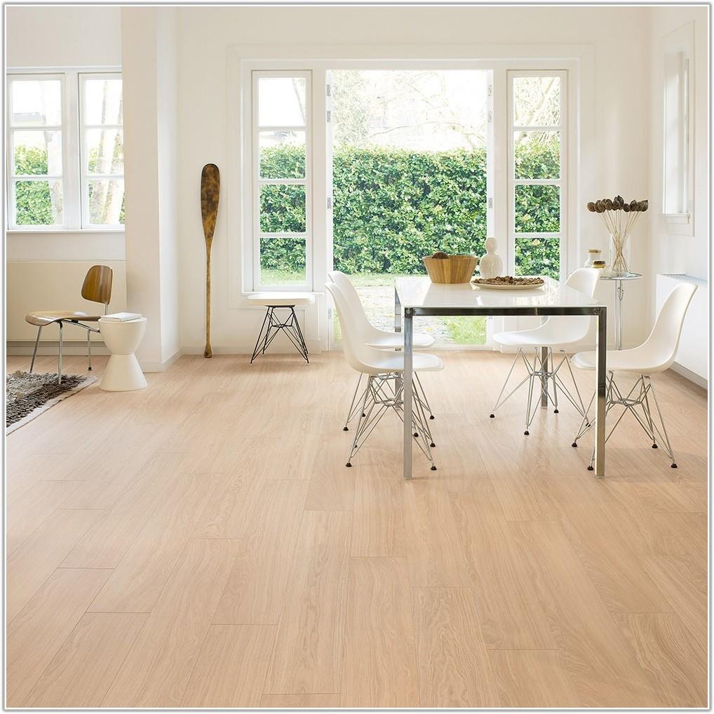 Quick Step White Laminate Flooring