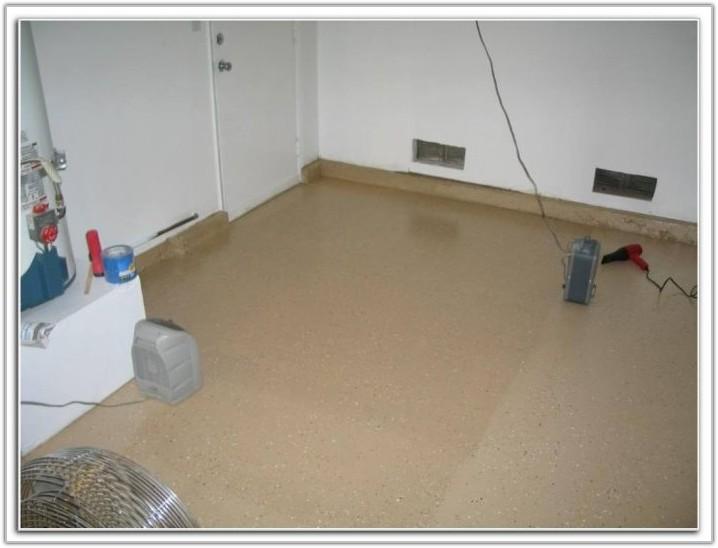 Quikrete Epoxy Garage Floor Coating Kit