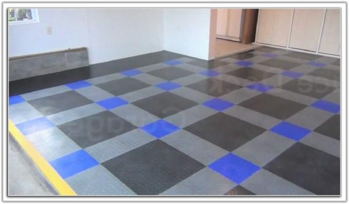 Race Deck Garage Floor Tiles