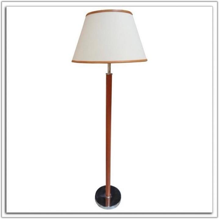 Ralph Lauren Brass Floor Lamp