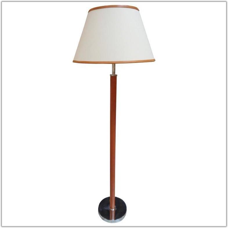 Ralph Lauren Floor Lamp Chrome