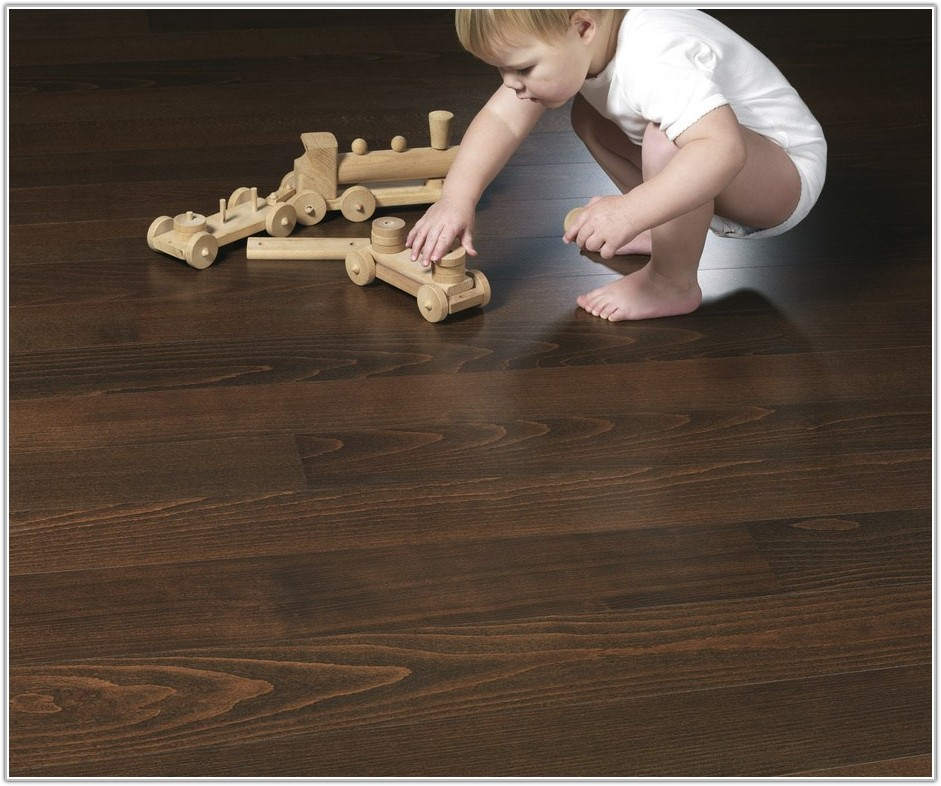 Real Wood Veneer Flooring