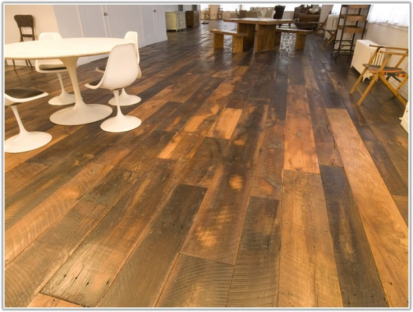 Reclaimed Barn Wood Flooring