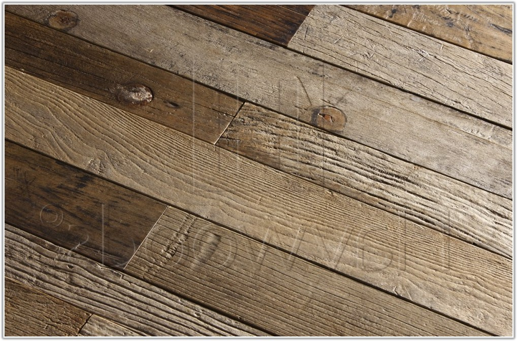 Reclaimed Engineered Wood Flooring
