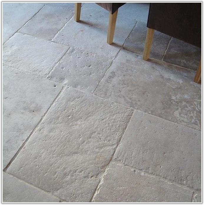 Reclaimed French Limestone Flooring